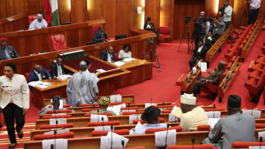 2019 Finance Bill Passes Second Reading at the Senate