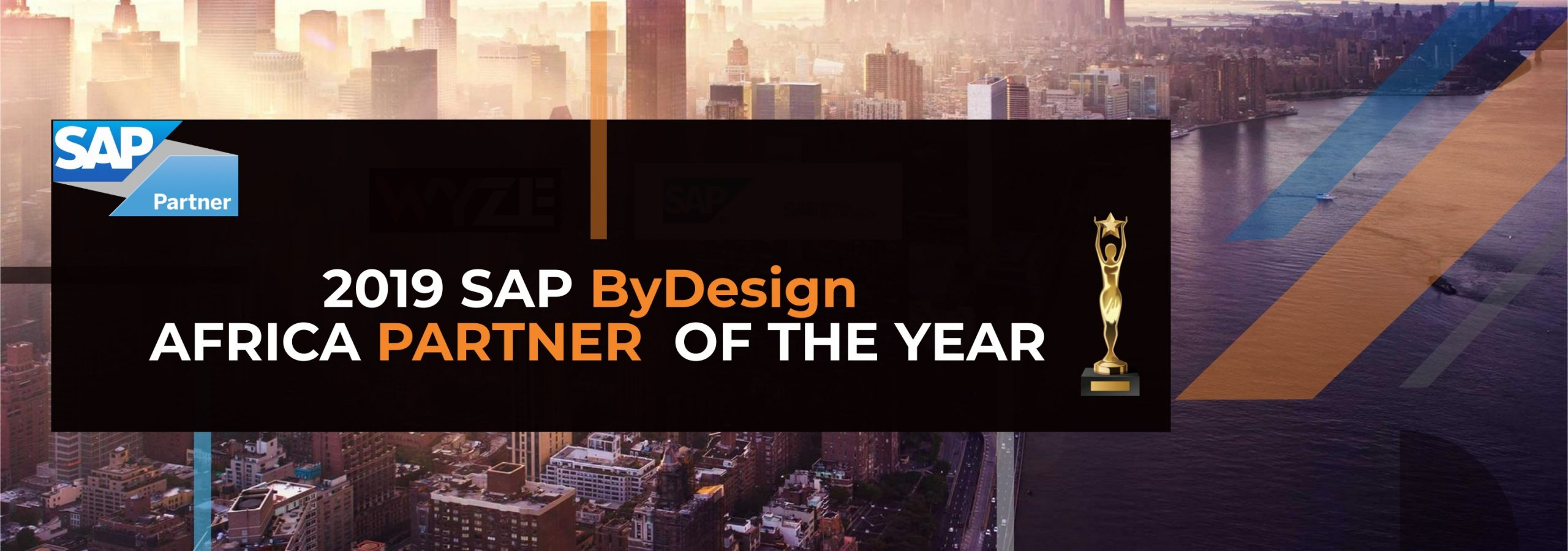 SAP ByDesign Africa Partner of the Year